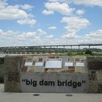 Clinton Bridge along the Arkansas River Trail