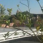 terraza impresionante con una gran tranquilidad