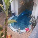 piscina-jacuzzi muy recomendable para recuperarte