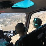 Helicopter pilots for a day