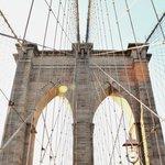 Just nearby Brooklyn Bridge