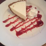 Key lime pie, my favorite!