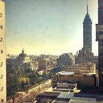 La Torre Latino desde el piso 10 del hotel