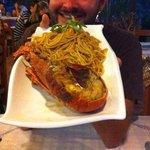 Astice spaghetti!!!