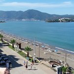 looking out to Fethiye