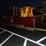 Miracle Strip Sign...at night!
