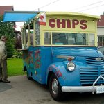 The Glace Bay Chip Wagon