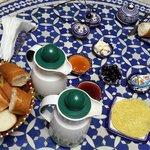 colazione al mattino