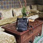 sofa  angolo di riposo