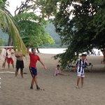 Actividades para niños en la playa