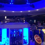Asteria bar at night