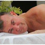 Outdoor massage...