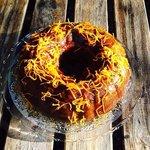 Our Sunshine Cake :D