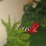 those lovely ruby slippers