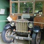 Suid Afrika caravan built by John Weston