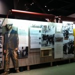Grapes of Wrath display wall (1 of 2)