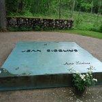 Grave of Jean and Aino Sibelius