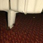 radiateur - la quantite de poussier dans le radiateur