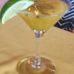 Southwest Green Chili Martini