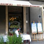 the restaurant - Polakowski