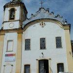 Igreja De Nossa Senhora Da Conceicao Dos Homens Pardos