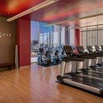 24-Hour Hyatt StayFit Gym