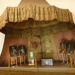 A Turkish tent