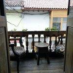 Mini Balcón del pub