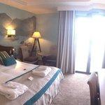 La chambre vue sur mer