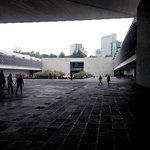 Vista del playon del Museo