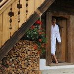 Troadkastn Sauna