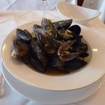 Mussels with Chilli, Lemongrass and Lime