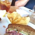 Pastrami on Gluten-free bread