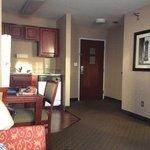 1Bedroom Suite Küche