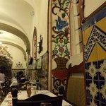 Interior Cafe Tacuba
