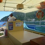 Water Taxi Boat to Marmaris