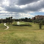 Ańoreta golf