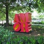 Amor Sculpture