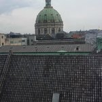 4th floor view - Copenhagen Cathedral