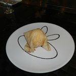 Fab ice cream in pancake - definite must for kids!