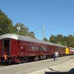 Smokey Mountain Train!
