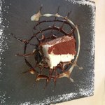 Chocolate dessert, recomended