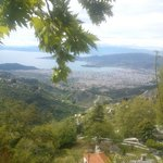 View from the breakfast room_Volos gulf