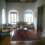 Traditional sitting room