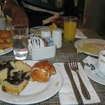 Desayuno en Riu Lupita