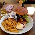 Der Burger ist eine Herausforderung!