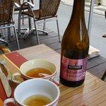 Très bon cidre rosé normand