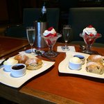 Afternoon Tea in the Scene Lounge/Bar.