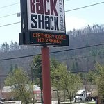 Spring Time at Come Back Shack, Boone, NC