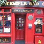 Door of Temple Bar